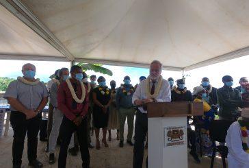 Le préfet inaugure les premiers logements pour les décasés de Koungou (vidéo)