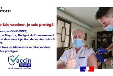 Demain, grande campagne de vaccination ouverte pour tous à Mayotte