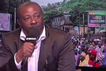 Mohamed Bacar, nouveau président des LR à Mayotte