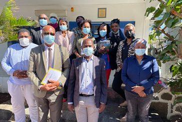 L'association des maires en visite de courtoisie à La Réunion pour préparer le nouveau terrain politique