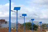 22 panneaux photovoltaïques manquent à l'appel