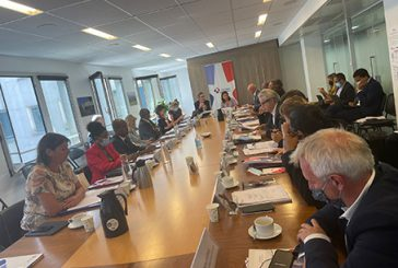 Le conseil départemental présent à l'assemblée générale des régions de France