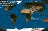 Un séisme de 3.2 sur l'échelle de Richter