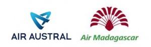 Air Austral et Air Madagascar renforcent leur partenariat