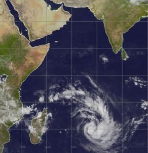 Mayotte sous la pluie
