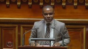 Thani Mohamed Soilihi fait le job au Sénat