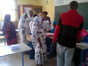 13h58 : 228 votants à Tsimkoura
