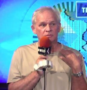 Le professeur agressé parle sur KTV (vidéo)