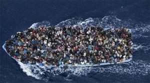 Immigration clandestine : Augmentation de 180 % en Europe