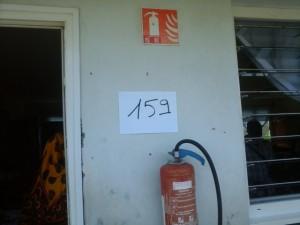 Point sur les votants au bureau 159 à Labattoir