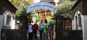 Lycée Bamana : droit de retrait des professeurs