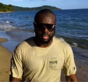 Maitre Gims s'adresse à Mayotte (vidéo)