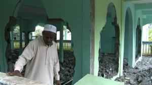 Démolition de la mosquée de Mtsangamoudji (vidéo)