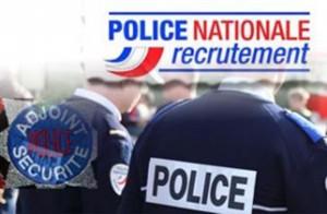 Police Nationale : Recrutement d'adjoints de sécurité