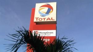 Clients de Total en colère