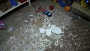 Maternelle de Tsimkoura une nouvelle fois vandalisée.
