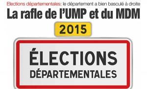 Le département de Mayotte a basculé à droite