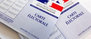 Elections départementales 1er tour : c'est parti !