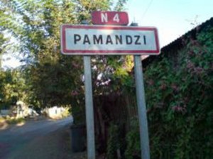 Un feu se déclenche à Pamandzi 4