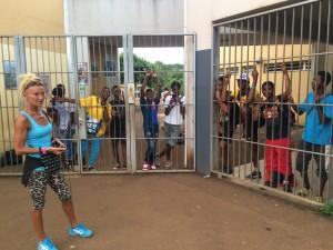 Droit de retrait des enseignants à Tsingoni