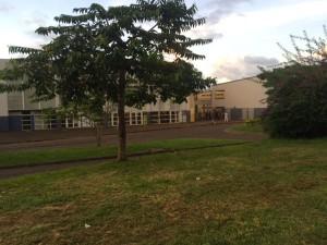 Nouvelles tensions devant le collège de Tsingoni à Combani