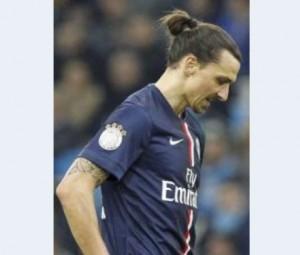 Ibrahimovic, «victime d'un acharnement», selon le PSG