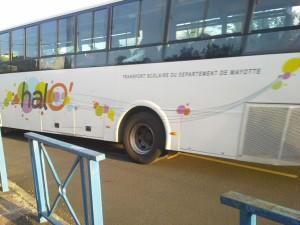 Levée de la grève des transports scolaires