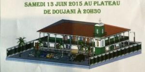 Mosquée-Doujani