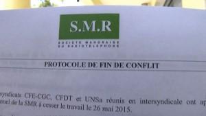 SFR : la grève est finie
