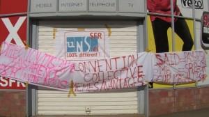 SFR en grève