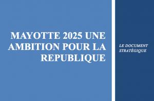L'avenir de Mayotte en 23 pages