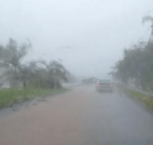 Prolongation de l'exercice vigilance fortes pluies