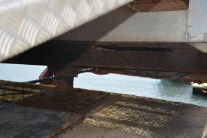 Les pontons de plaisance de Mayotte sont dangereux