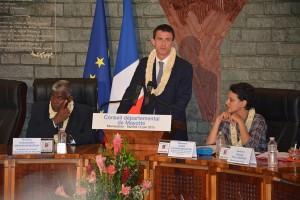 Valls : un discours brillant, des mesures évasives (photos)