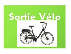 Sortie vélo le vendredi 5 juin