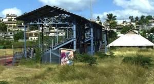 Stade de Cavani : Un immense gachis