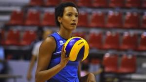 JIOI : arrêt du tournoi de volley-ball féminin