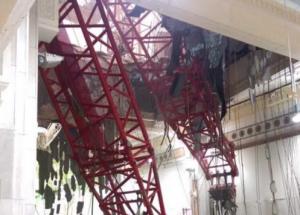 87 morts dans la chute d'une grue sur la Grande Mosquée de la Mecque