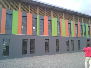 L'école d'Hajangua toujours fermée