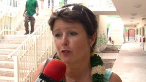 Droit de réponse de la vice-rectrice à France Mayotte matin