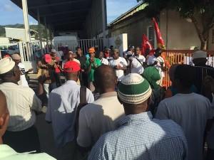 Colas : préavis de grève pour le 21 octobre