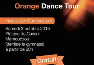 La Finale Orange Dance Tour à Cavani