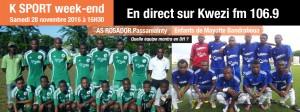 Sport : Dernière journée de championnat foot DHT