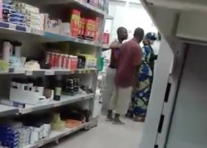 J-1 avant la grève : les esprits s'échauffent au supermarché (vidéos amateurs)