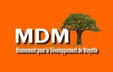 Réunion de travail du MDM à Chiconi