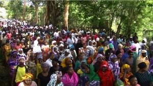 Ouangani : marche contre les violences et les incivilités