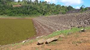 Sécheresse : les réserves d'eau à leur plus bas niveau