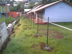 Ecole d'Hajangua : les travaux de consolidation ont commencé