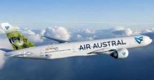 Hausse des tarifs longs courriers Air Austral