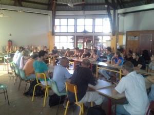 Les enseignants du collège de Chiconi souhaitent rencontrer la population